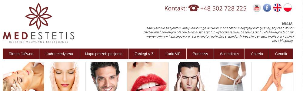 Medestetis od teraz również w Warszawie!